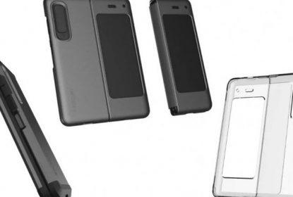 Ovako će izgledati zaštitni oklopi za Galaxy Fold