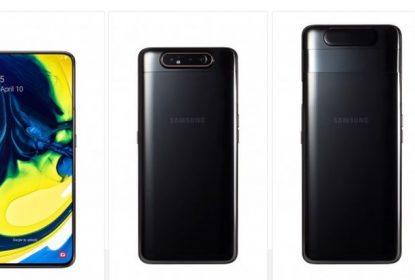 Samsung Galaxy A80 predstavljen sa rotirajućom kamerom od 48 MP-a