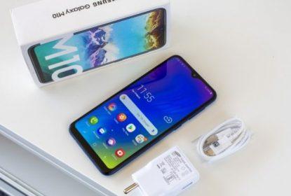 "Predstavljen Samsung Galaxy M10: Ekran od 6,22"" i baterija od 3400 mAh"