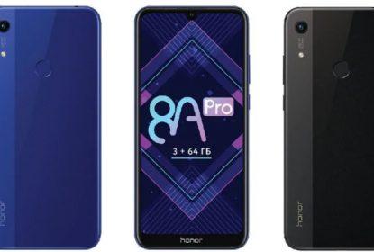 Honor 8A Pro zvanično predstavljen: Helio P35 čipset i ekran sa usjekom na vrhu