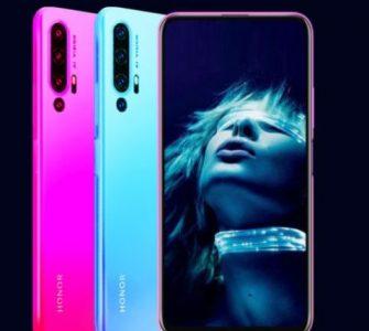 Novi teaser otkrio detalje o izgledu Honor 20 smartphona