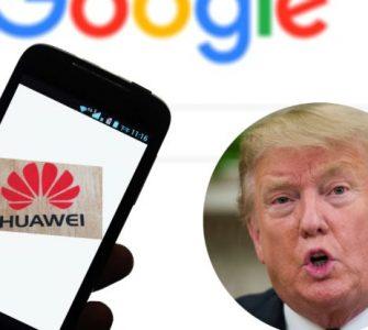 Google prekida saradnju sa kompanijom Huawei