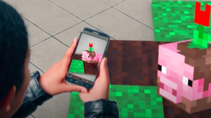 Microsoft donosi Minecraft i na smartphone