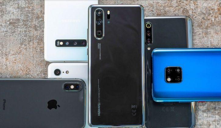 Apple zabilježio pad prodaje, Huawei napravio veliko poboljšanje